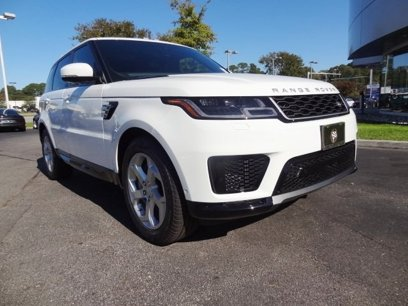 New 2020 Land Rover Range Rover Sport HSE - 530323232