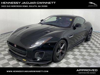 Certified 2018 Jaguar F-TYPE 400 Sport Coupe AWD - 537960713