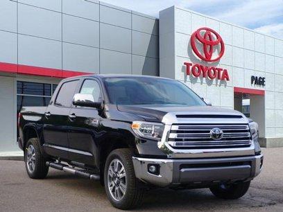 New 2020 Toyota Tundra 4x4 CrewMax - 527983379