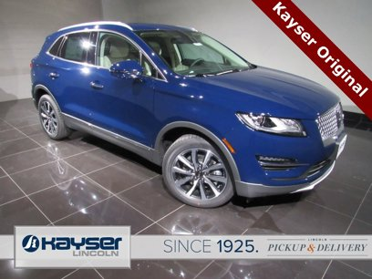 Used 2019 Lincoln MKC AWD Reserve - 513874013
