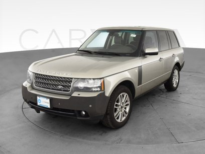 Used 2010 Land Rover Range Rover HSE - 548987350