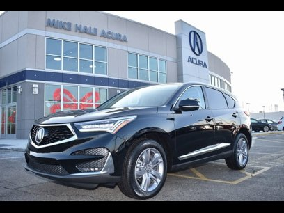 New 2020 Acura RDX AWD w/ Advance Package - 536571384