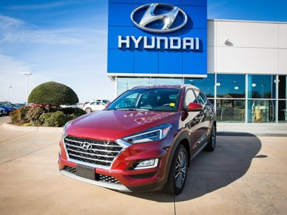 New 2020 Hyundai Tucson Limited - 529197830