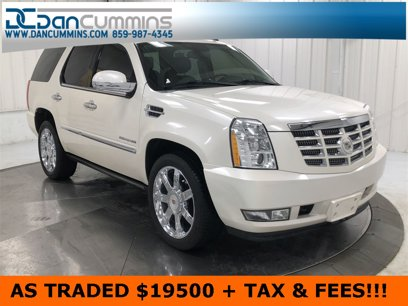 Used 2012 Cadillac Escalade AWD Luxury - 543005062