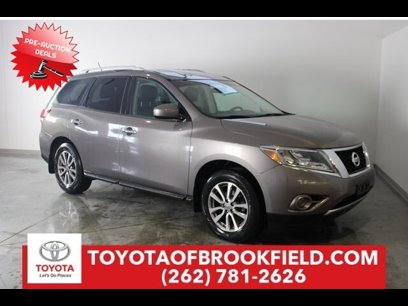 Used 2013 Nissan Pathfinder SV - 540014988