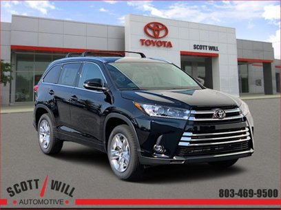 New 2019 Toyota Highlander Limited - 527100698