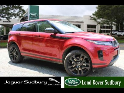 New 2020 Land Rover Range Rover Evoque SE - 519151079