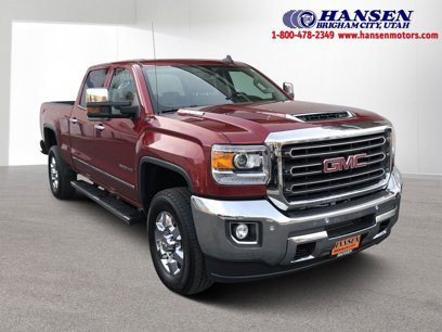 Used 2018 GMC Sierra 3500 SLT - 532859528