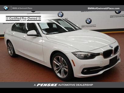 Certified 2017 BMW 328d Sedan - 535789952