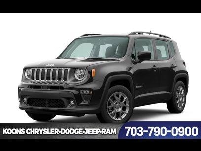 New 2020 Jeep Renegade 4WD Latitude - 544601001