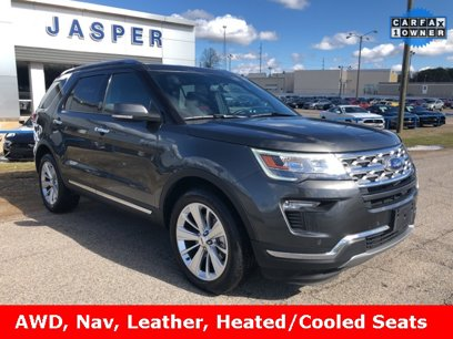 Used 2019 Ford Explorer 4WD Limited - 542303980