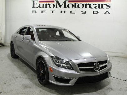 Certified 2014 Mercedes-Benz CLS 63 AMG S-Model 4MATIC - 539511050