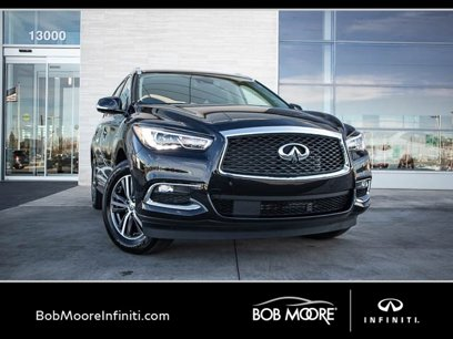 Certified 2019 INFINITI QX60 FWD w/ Essential Package - 538776789