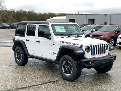 New 2019 Jeep Wrangler 4WD Unlimited Rubicon - 513545261