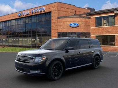 New 2019 Ford Flex AWD SEL - 536387943