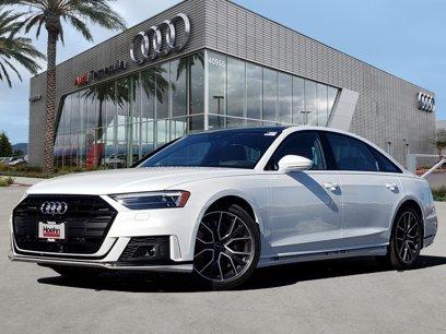 New 2020 Audi A8 L 4.0T - 537744159