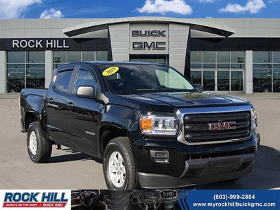 Certified 2019 GMC Canyon 2WD Crew Cab - 540015467
