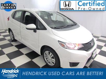 Certified 2017 Honda Fit LX - 570287738