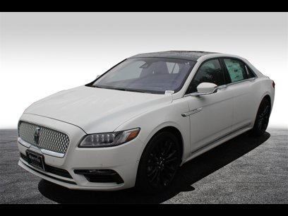 New 2020 Lincoln Continental AWD Reserve - 535022684