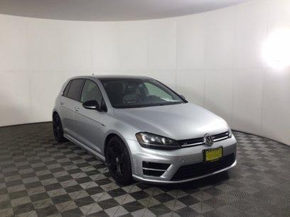 Used 2016 Volkswagen Golf R 4-Door - 592754057