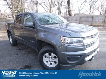 Certified 2016 Chevrolet Colorado 4x4 Crew Cab W/T - 541464875