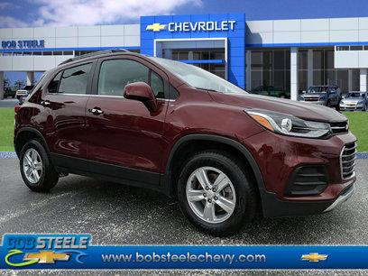 Used 2017 Chevrolet Trax AWD LT w/ 1LT - 547125708