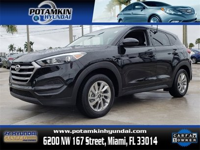 Used 2018 Hyundai Tucson Fwd Se