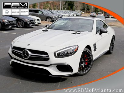 New 2019 Mercedes-Benz SL 63 AMG - 508822167