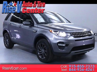 Used 2018 Land Rover Discovery Sport SE - 587495833