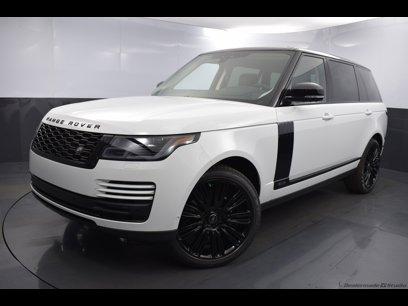 New 2020 Land Rover Range Rover Long Wheelbase HSE - 547205704
