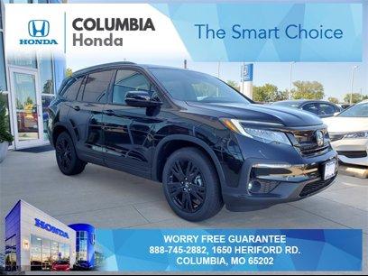 New 2020 Honda Pilot 4WD Black Edition - 526908725