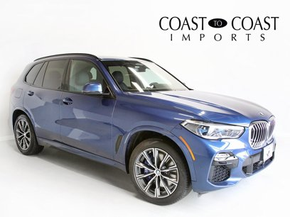 Used 2020 BMW X5 xDrive40i w/ M SPORT PACKAGE - 543496353