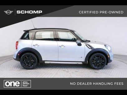 Certified 2016 MINI Cooper Countryman S ALL4 - 542898509