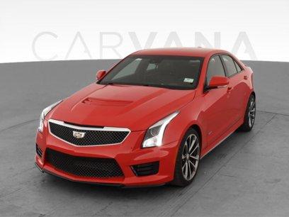 Used 2017 Cadillac ATS V Sedan w/ Luxury Package - 544970328