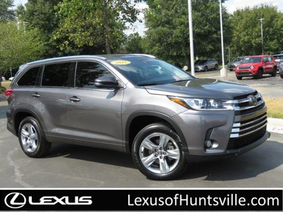 Used 2018 Toyota Highlander Limited - 529423086