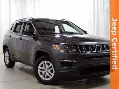 Certified 2019 Jeep Compass FWD Sport - 542990559