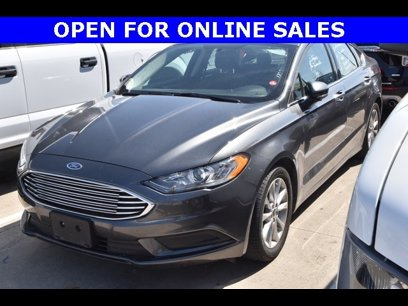 Certified 2017 Ford Fusion SE - 547463638