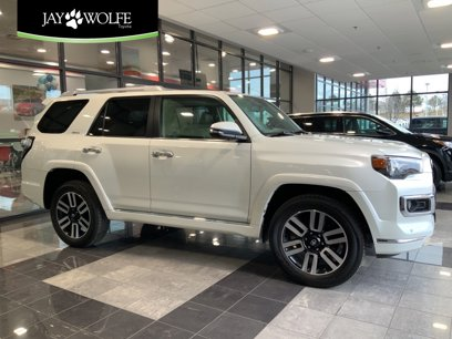 Certified 2017 Toyota 4Runner Limited - 543044485