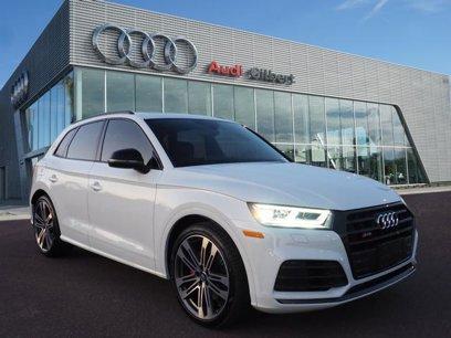 New 2020 Audi SQ5 Premium Plus - 536932577