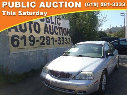 Used 2005 Mercury Sable GS Sedan - 581654919