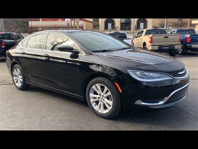 Used 2016 Chrysler 200 Limited w/ Anniversary Edition - 544863200