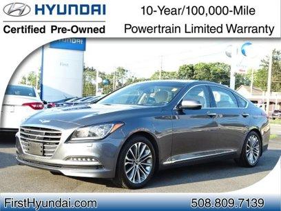 Certified 2016 Hyundai Genesis 3.8 - 521518702