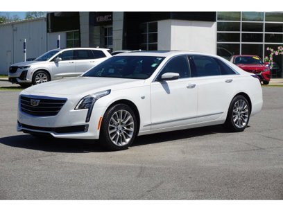 Certified 2018 Cadillac CT6 3.6 Luxury AWD - 548363660