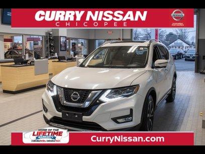 Certified 2017 Nissan Rogue SL - 543080326