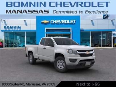 New 2019 Chevrolet Colorado 2WD Extended Cab W/T - 516387012