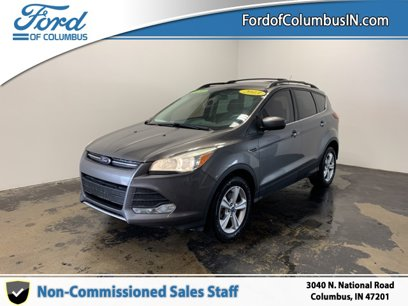 Used 2013 Ford Escape 4WD SE - 546484463