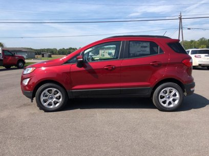 New 2019 Ford EcoSport FWD SE - 525716825
