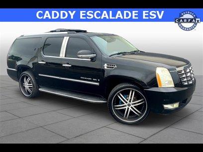 Used 2007 Cadillac Escalade ESV AWD - 585658236