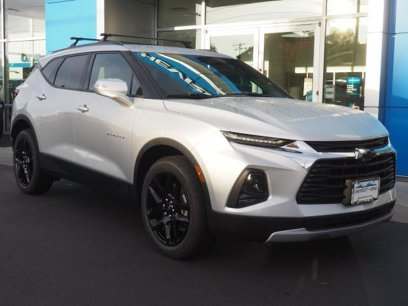 New 2019 Chevrolet Blazer AWD LT w/ 2LT - 525562122