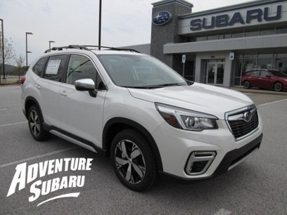 New 2020 Subaru Forester Touring - 544728118